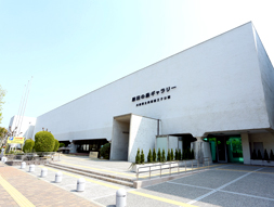 兵庫県立美術館 原田の森ギャラリー鉛筆画