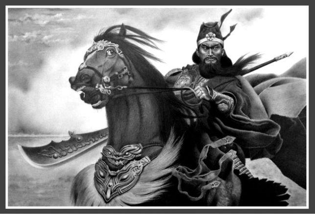 枝川真理の鉛筆画教室 生徒作 古代中国戦国史