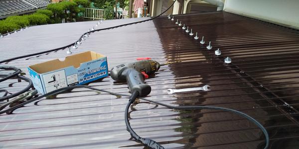 波板DIY