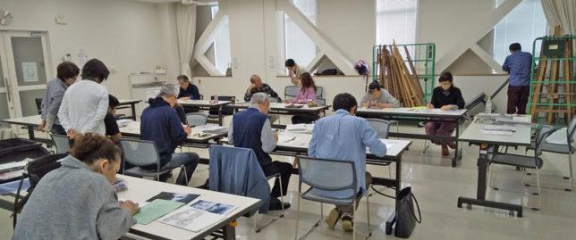 枝川真理の細密鉛筆画教室